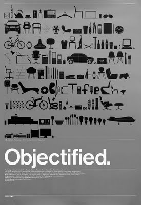 Objectified Poster